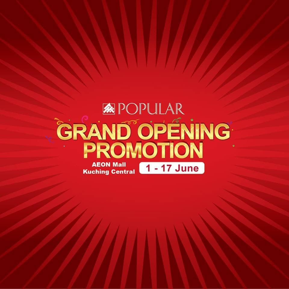 Popular Aeon Mall Kuching Central Grand Opening Promotion Loopme