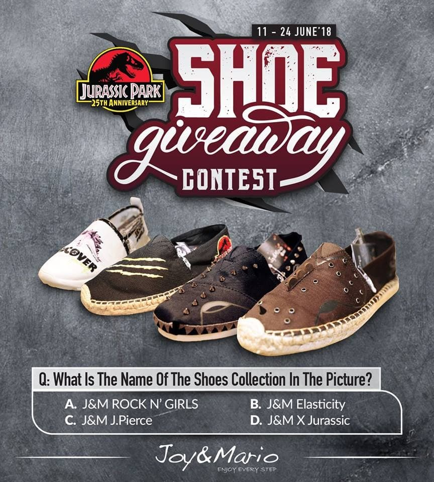 36afe710bd5f Joy   Mario Shoes Giveaway Contest