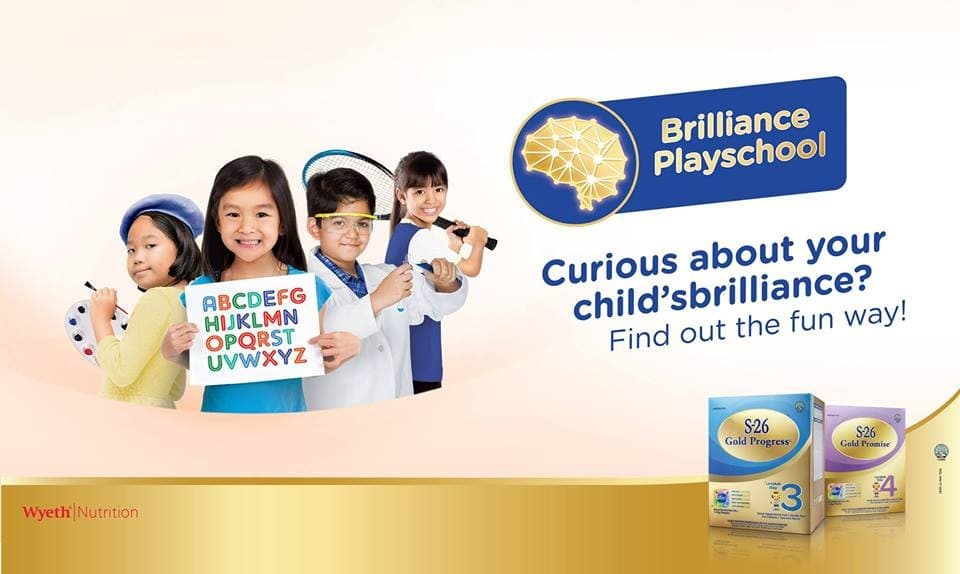 ae4611d6dbf147 S-26 GOLD Progress Brilliance Playschool at 1 Utama