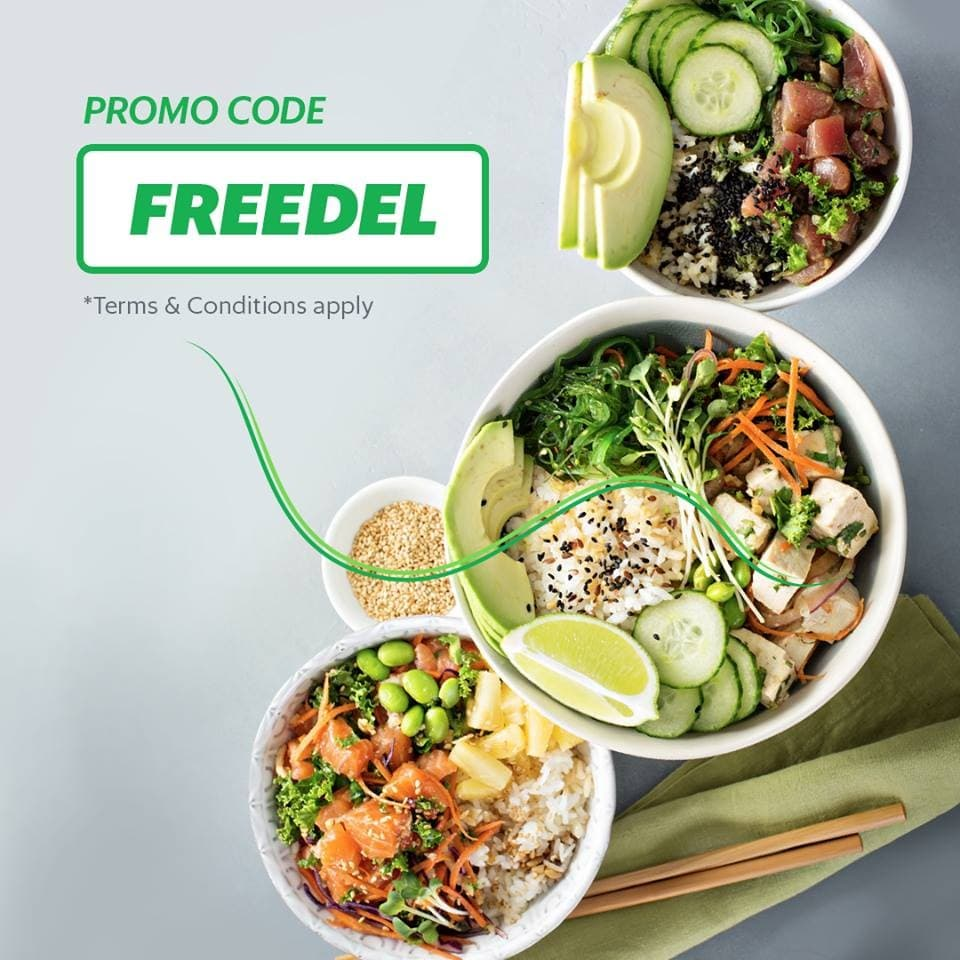 GrabFood FREE Delivery Promotion   LoopMe Malaysia