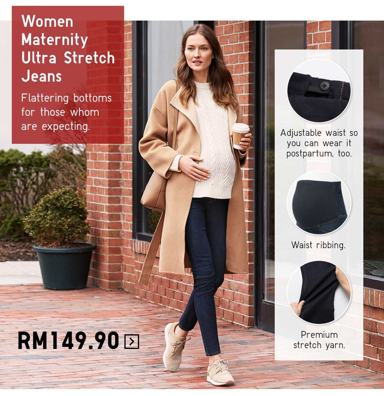 e178246536294 New UNIQLO Maternity Wear | LoopMe Malaysia
