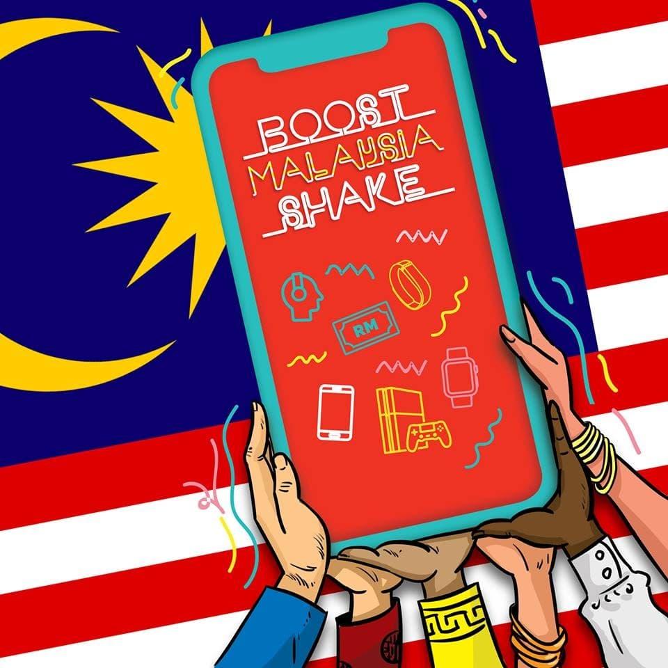 Boost Malaysia Shake | LoopMe Malaysia