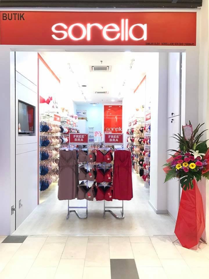 New Sorella Boutique at KL Gateway Mall | LoopMe Malaysia | 720 x 960 jpeg 110kB