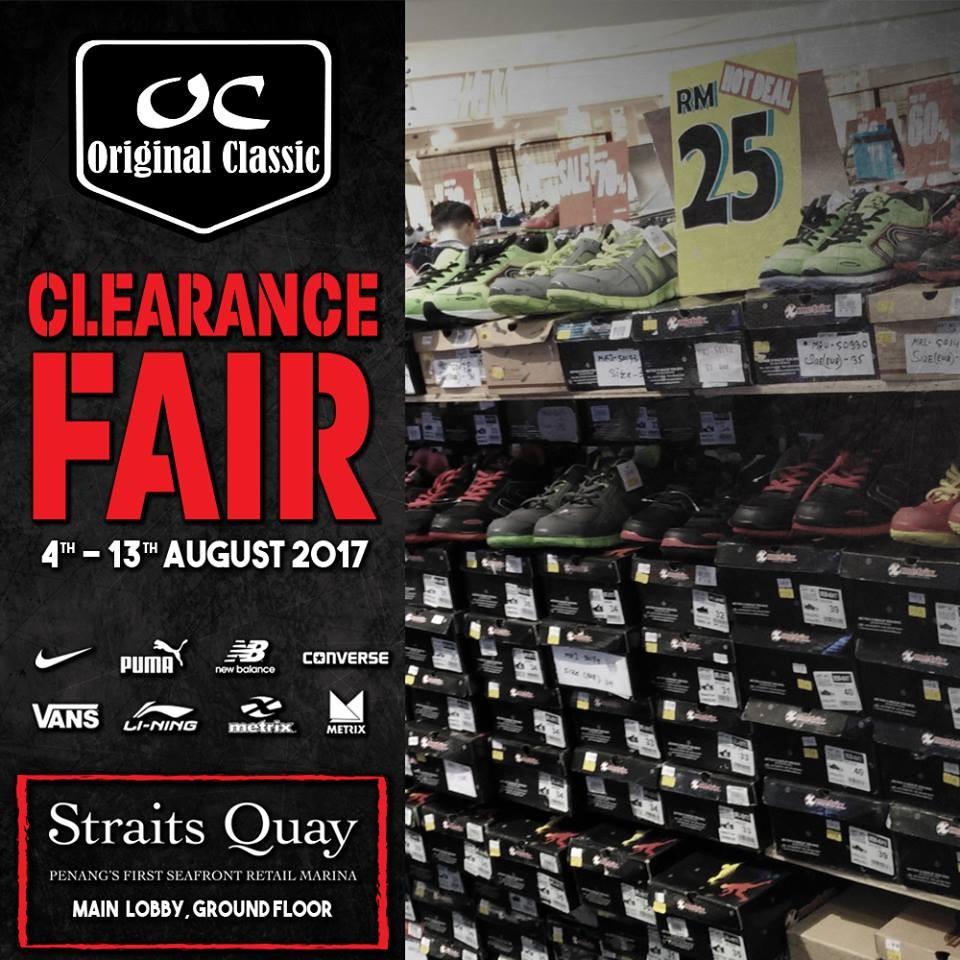 aea1f385baaf Original Classic Clearance Fair   LoopMe Malaysia