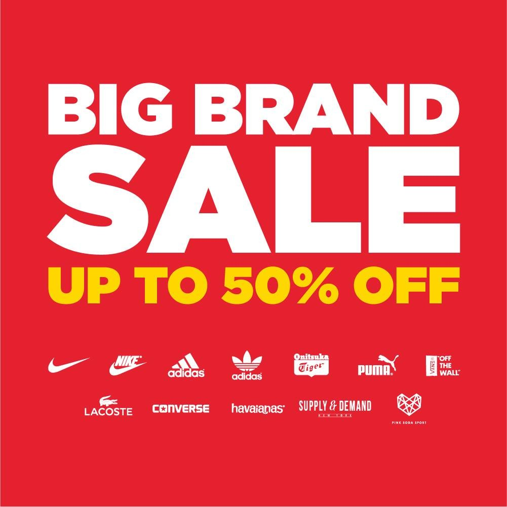 JD Sports Big Brand Sale  dac1a4555