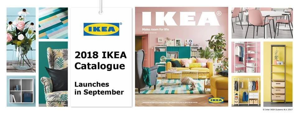 new 2018 ikea catalogue out now loopme malaysia. Black Bedroom Furniture Sets. Home Design Ideas