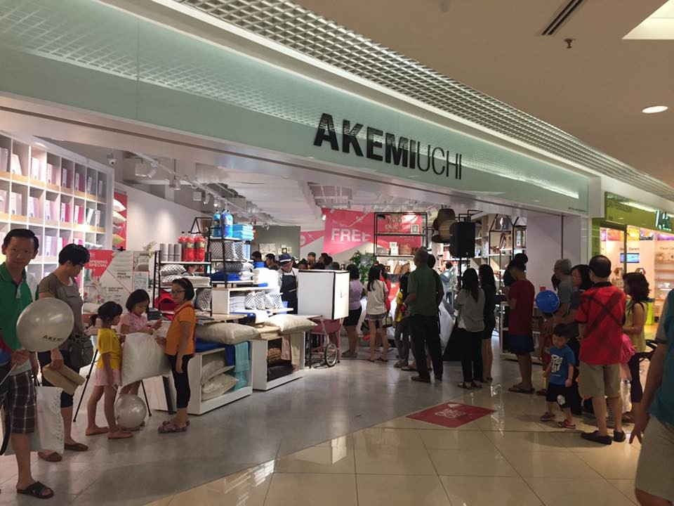 55e0557399379b New AKEMI UCHI Outlet at 1 Utama