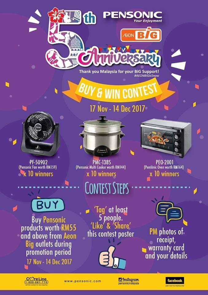 Contest promotion