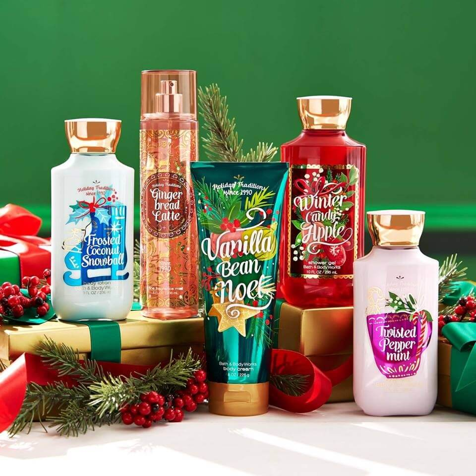 Bath body works body care products promotion loopme for Where are bath and body works products made