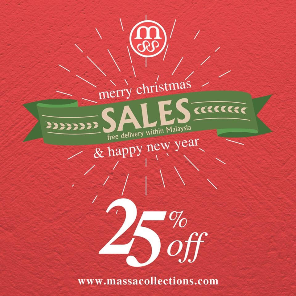 08b98276b5be Massa Watch Merry Christmas Sale