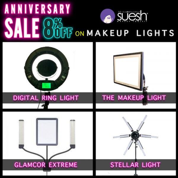 Suesh Makeup Toolkit LOCATIONS