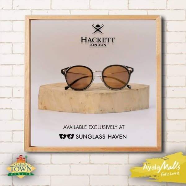 dc06ae6e3c Sunglass Haven Exclusive! Check out the Hackett London Bespo ...