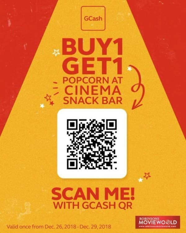 Robinsons Movieworld Offer | LoopMe Philippines