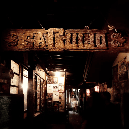 saGuijo Cafe + Bar Events
