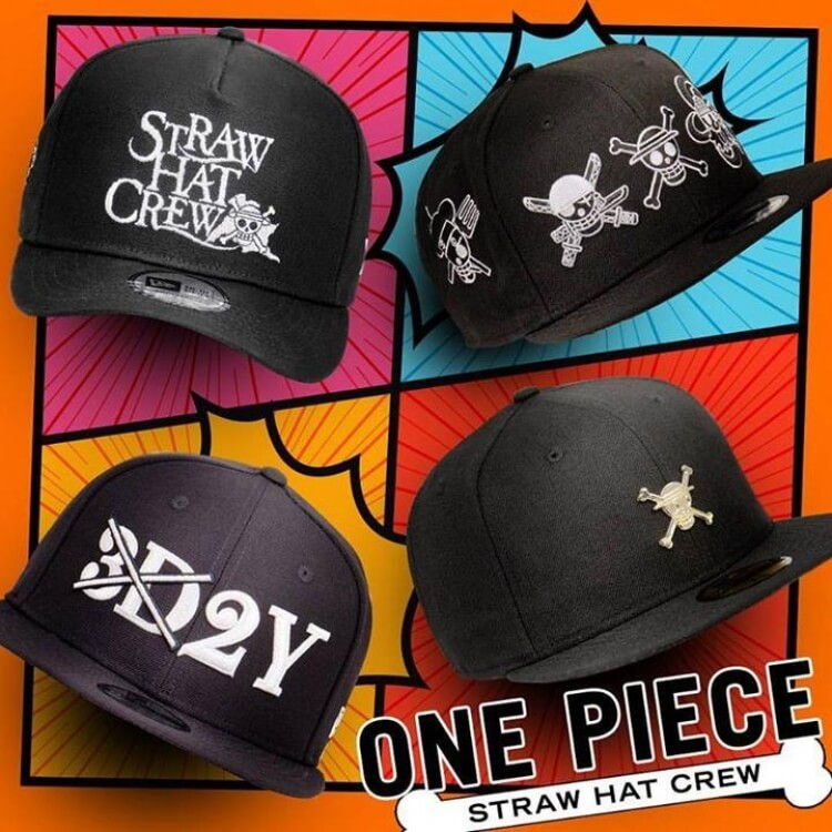 d7d2cc206758 New Era Cap One Piece Collection   LoopMe Philippines