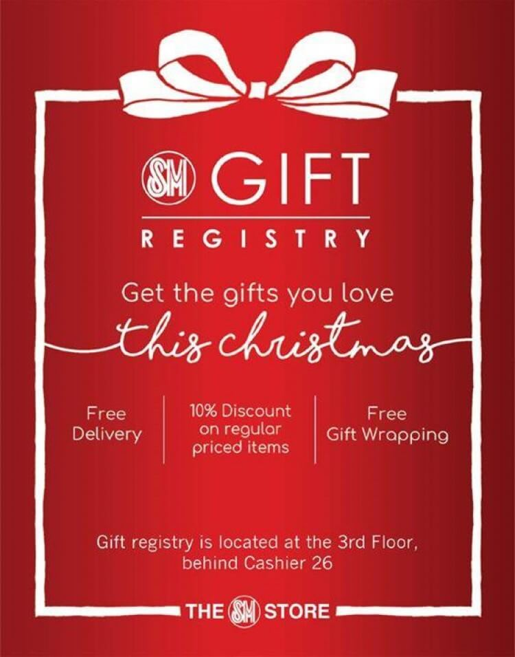 Sm supermarket christmas gift baskets 2019