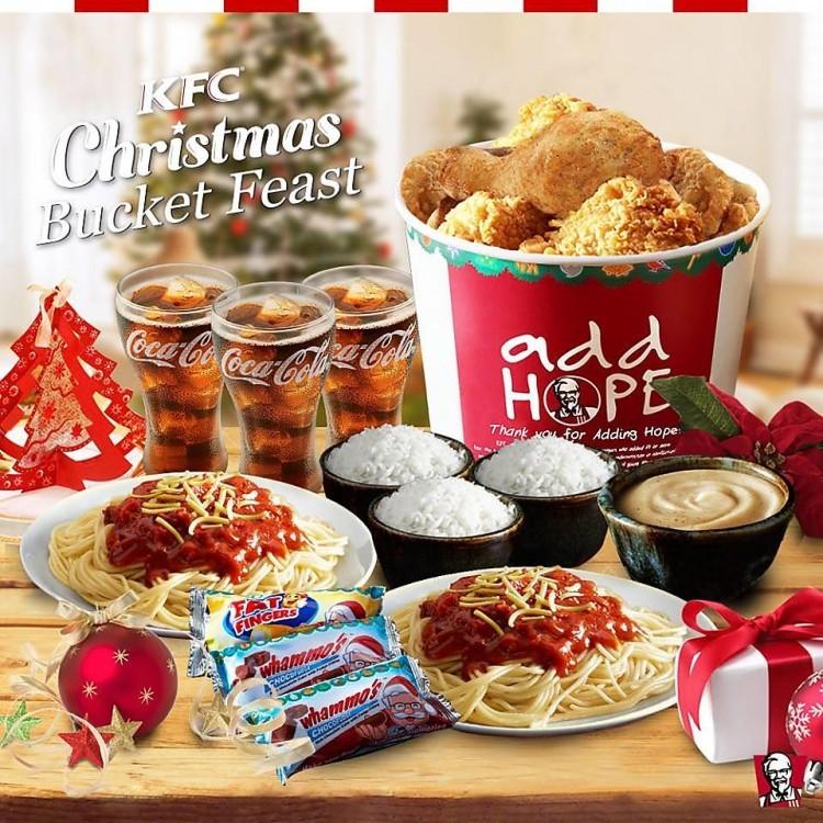KFC Christmas Bucket Feast | LoopMe Philippines
