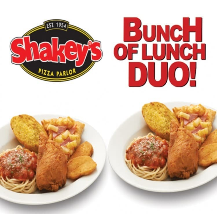 Get Fresh with Shakey's Bunch of Lunch (Full Music Video)