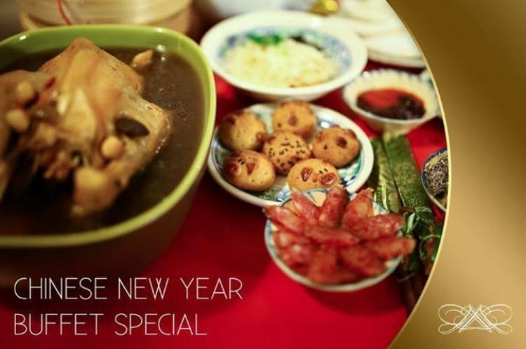 Chinese New Year Buffet At Midas Hotel Casino Loopme Philippines