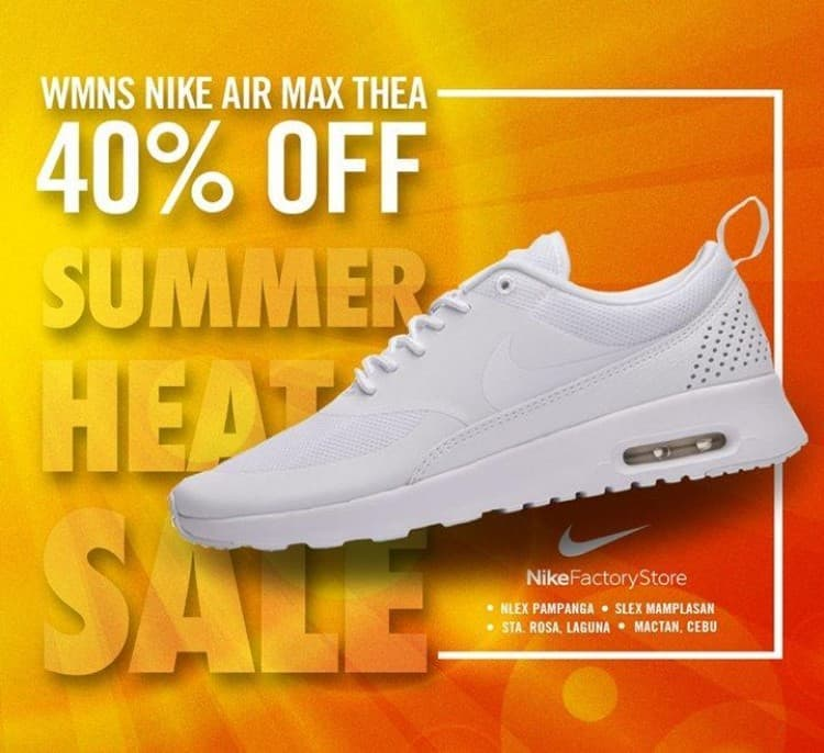 Women's Nike Air Max Thea on Sale