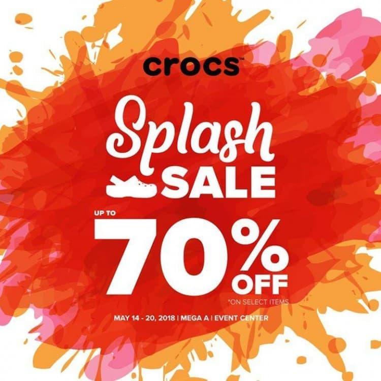 Crocs Splash Sale | LoopMe Philippines
