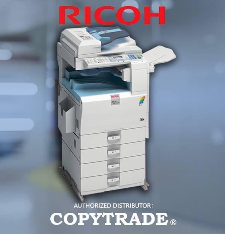Ricoh Photocopy Machine at Copytrade | LoopMe Philippines