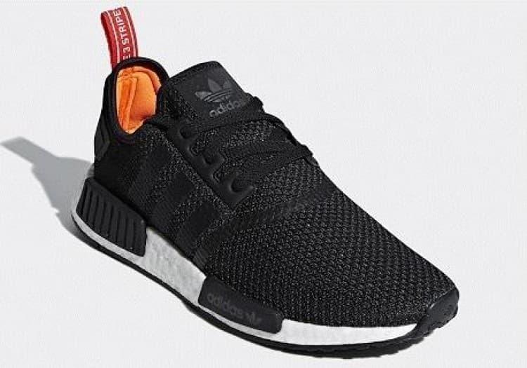 97b51669a Adidas NMD R1 Core Black at Sneaker Box Manila