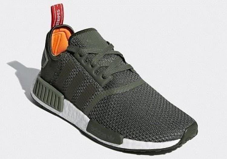 c6e72650a Adidas NMD R1 Green Night at Sneaker Box Manila