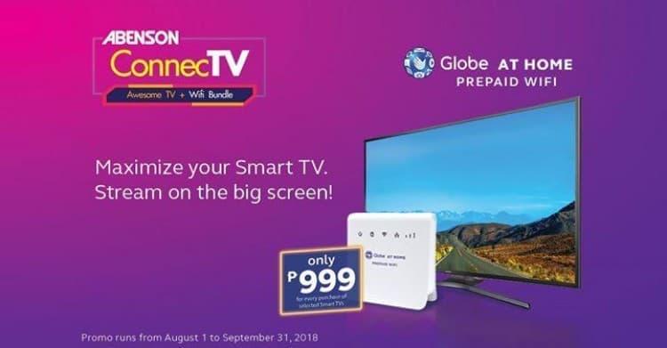 Abenson Globe Prepaid Wifi Promo | LoopMe Philippines