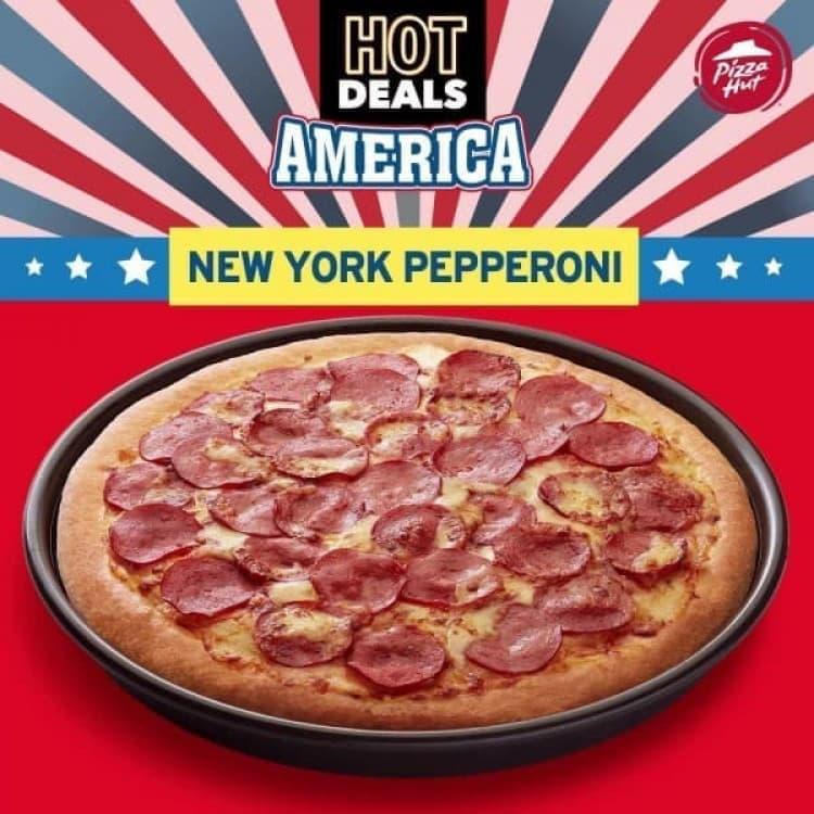 Pizza Hut American Flavors Hot Deals Loopme Philippines
