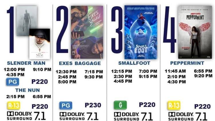 Sm city cinemas