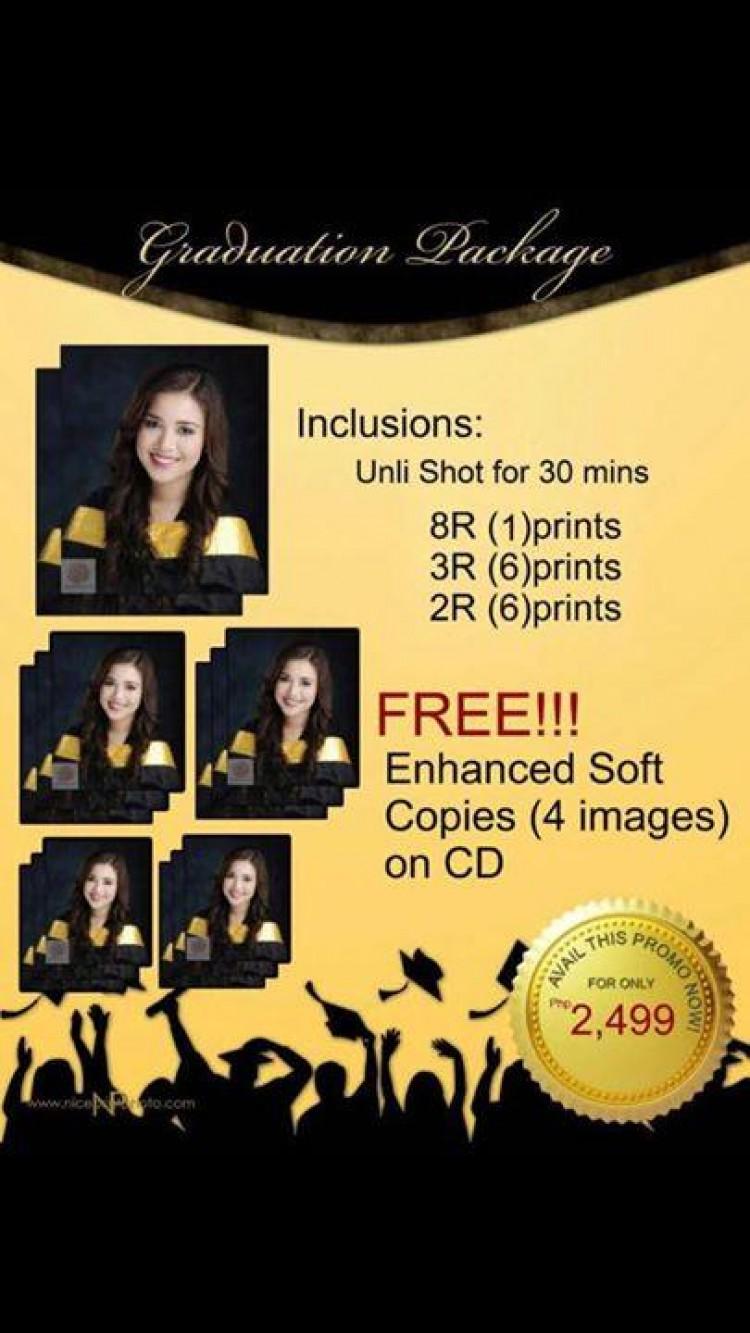 nice print photography s graduation promo loopme philippines