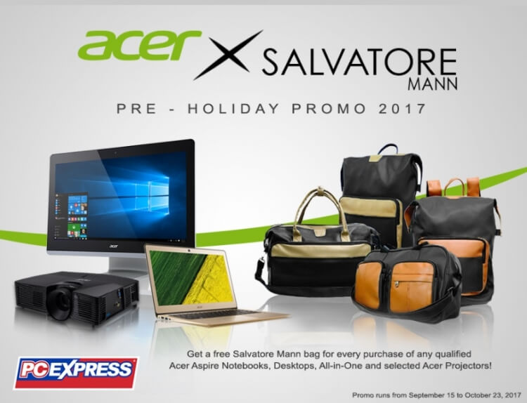 ab436f7b5766 Acer. Important  This post has been archived. It may not be valid. While  stocks last. Salvatore Mann Leather Bag ...