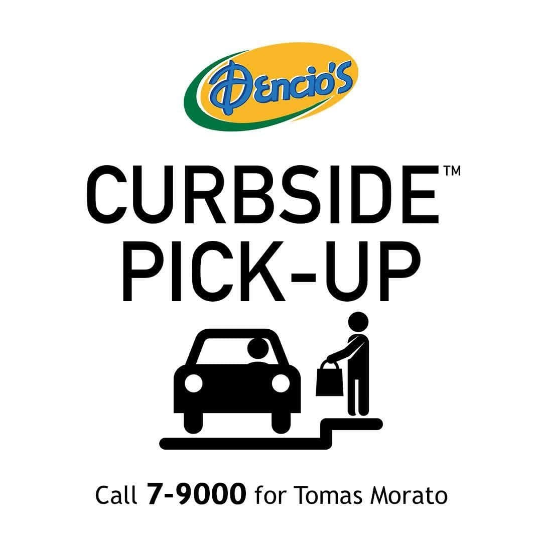Curbside Pickup at Dencio\'s Tomas Morato | LoopMe Philippines