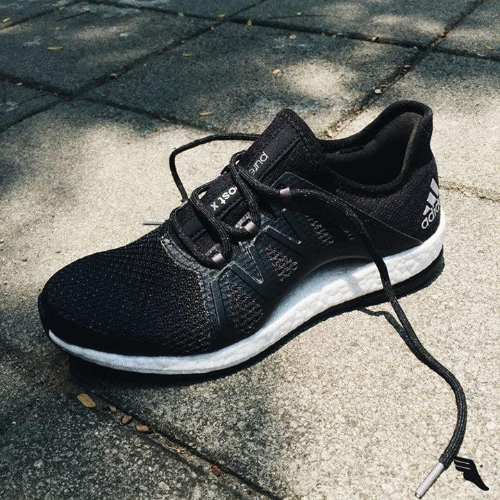 adidas pure boost athlete's foot