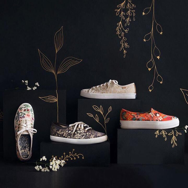 Keds x Rifle Paper Co. 2nd Collection   LoopMe Philippines
