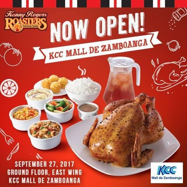 Kenny Rogers Roasters Opens in Zamboanga   LoopMe Philippines