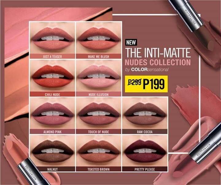 LOreal Ultra Matte Nude Lipsticks - The Feminine Files