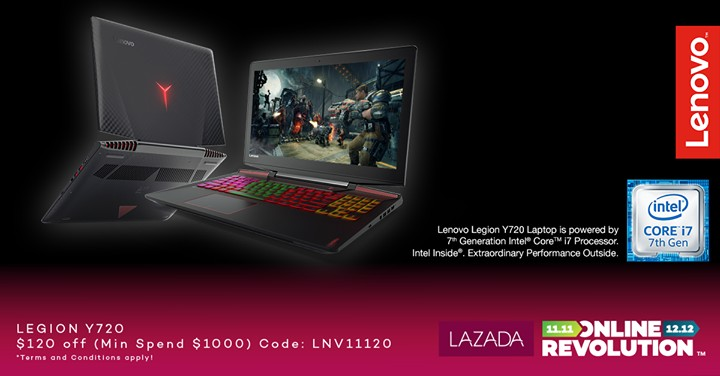 Last Call To All Techies The Lazada Online Revolution Sale