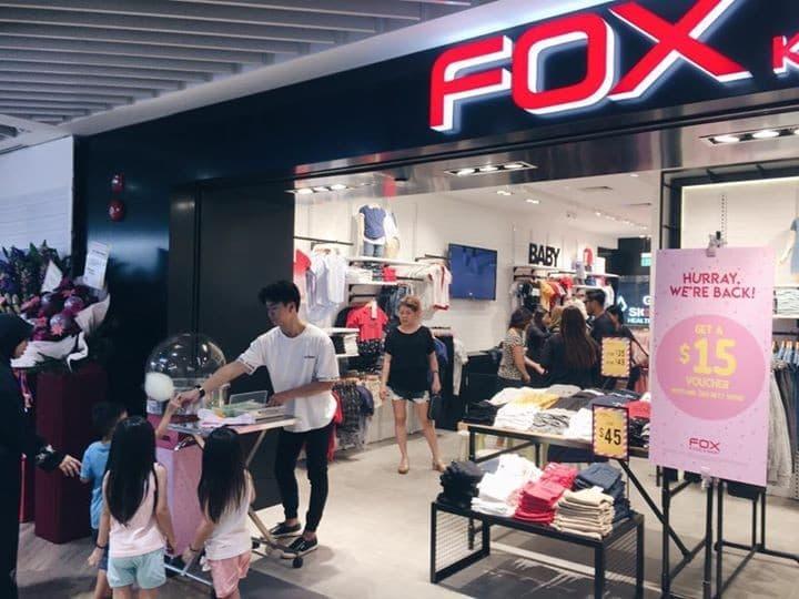 47569ba71 Fox Kids   Baby Offer