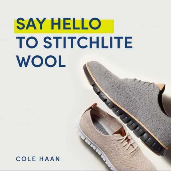 df33057e14 Cole Haan What's New | LoopMe Singapore