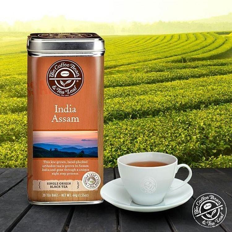 coffee bean and tea leaf 4ps