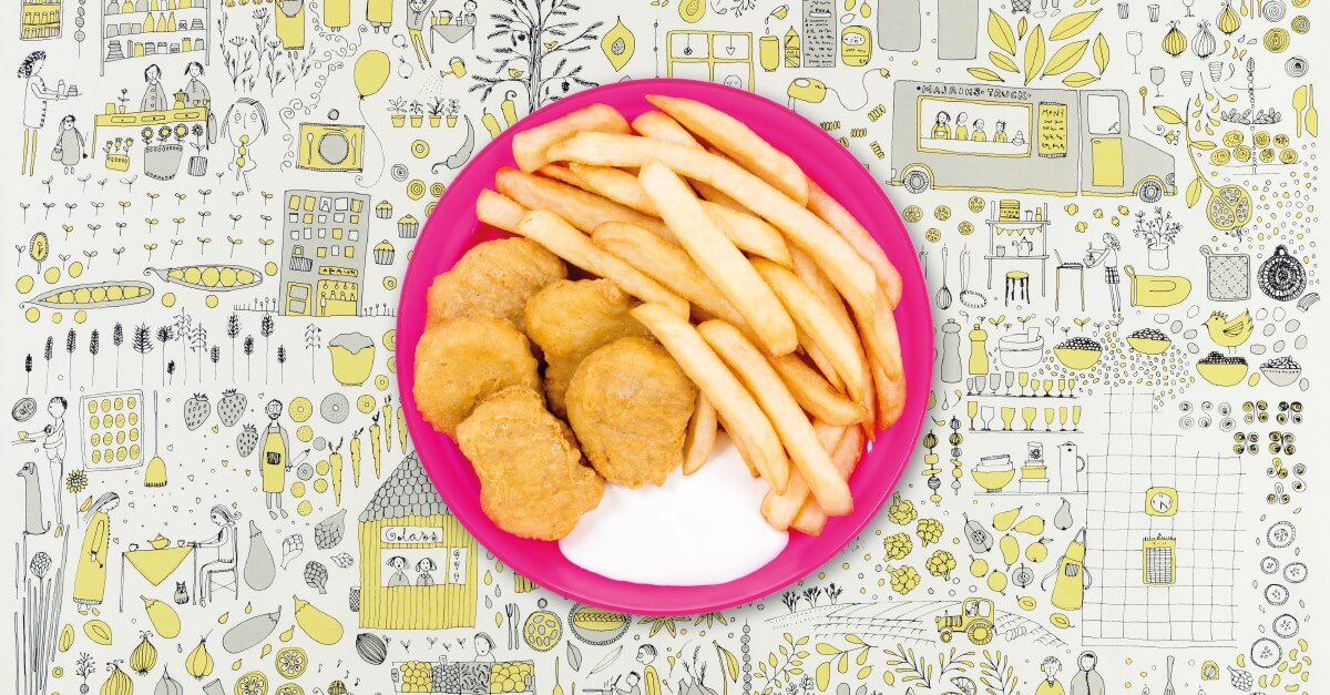 Ikea kids meal promotion loopme singapore for Ikea free kids meal