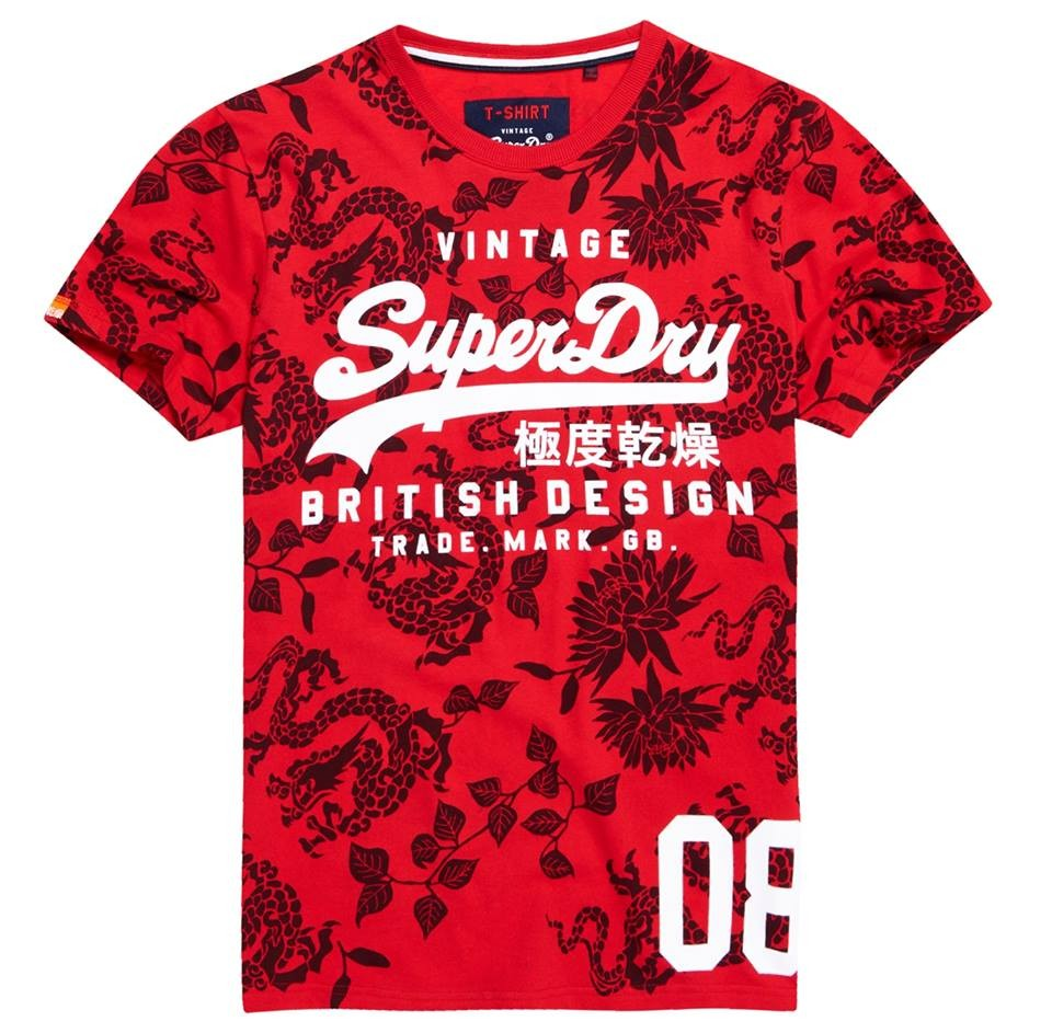 Superdry Chinese New Year Collection