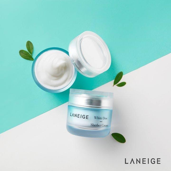 �ล�าร���หารู��า�สำหรั� Laneige White Dew Sherbet Cream