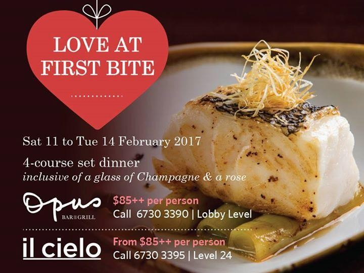 Hilton Valentine S Day Dinner Promotion Loopme Singapore