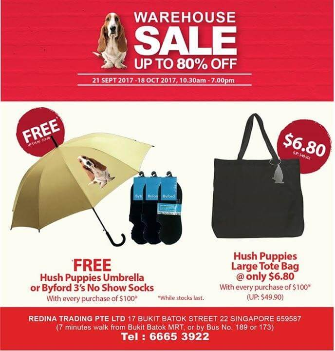 hush puppies warehouse sale loopme singapore