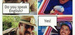 Orang India sok jago bahasa Inggris
