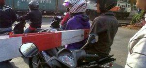 Kelakuan bikers di Indonesia