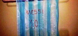 Jersey baru Argentina